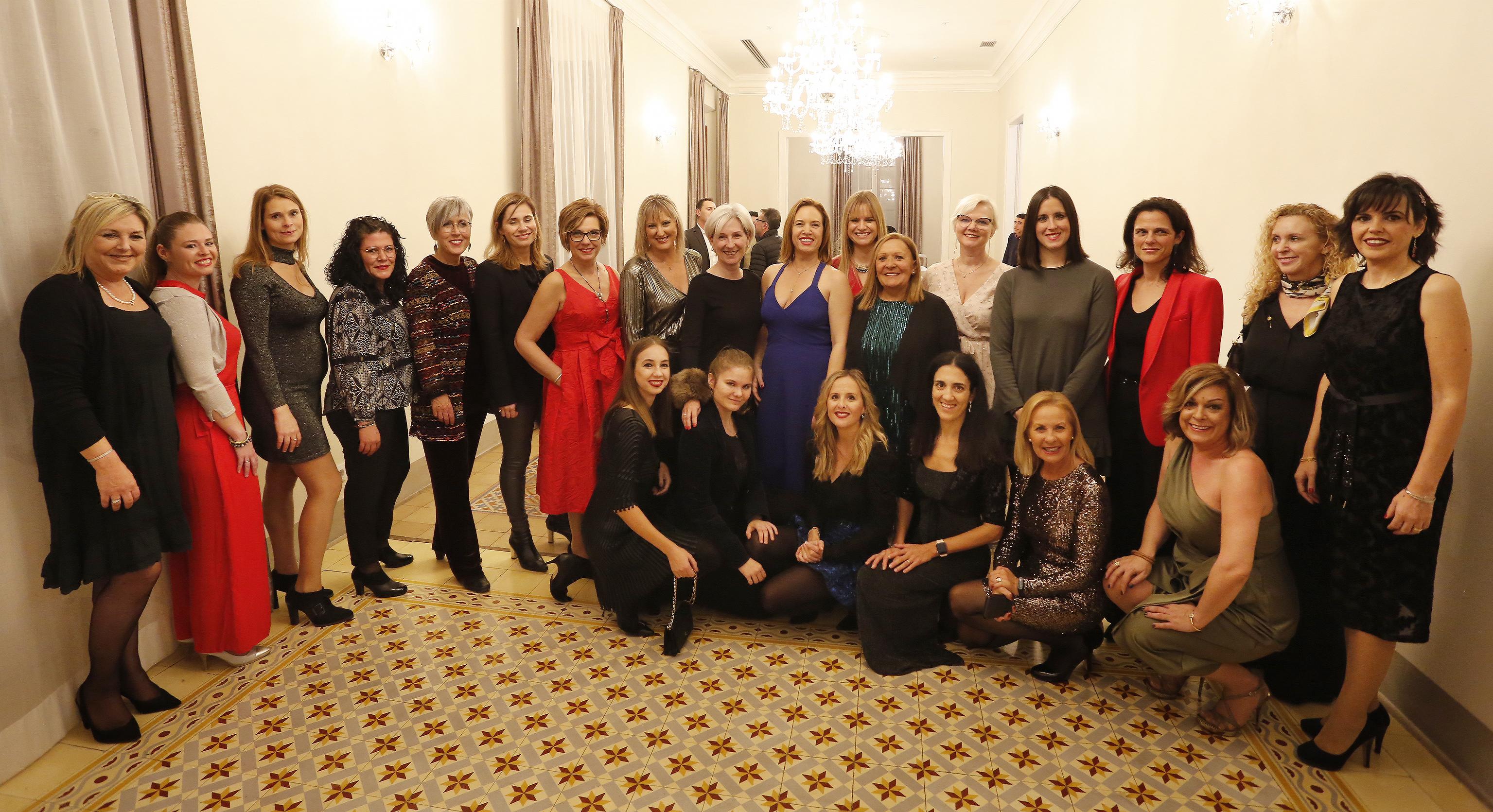 Foto de grup Sopar de Nadal AEDT