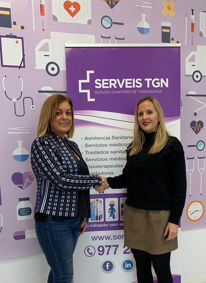 Patrocinis i col·laboracions, Serveis Sanitaris TGN
