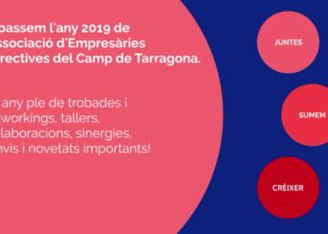 Balanç del 2019 de l'AEDT