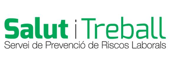 Logo Salut i treball