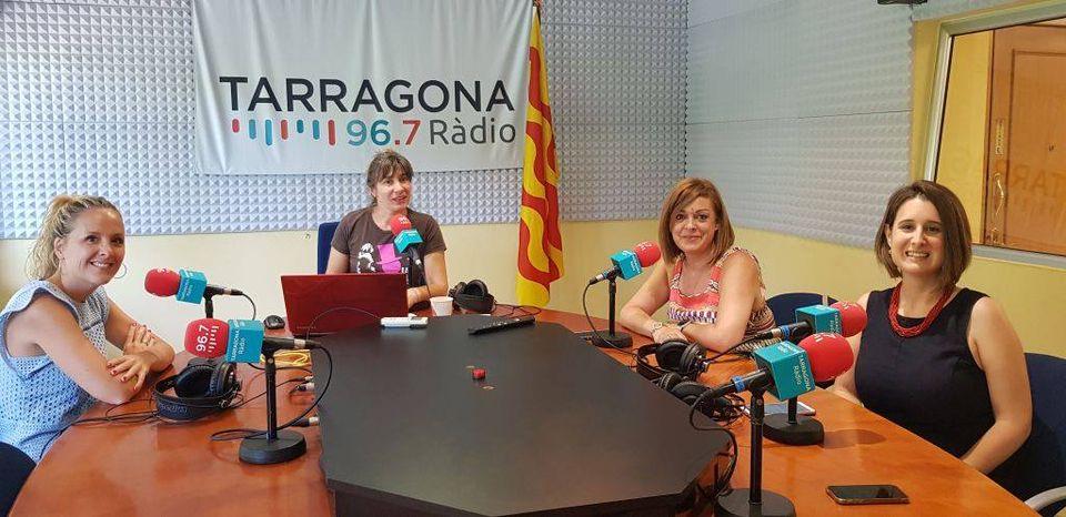 Entrevista a Tarragona ràdio