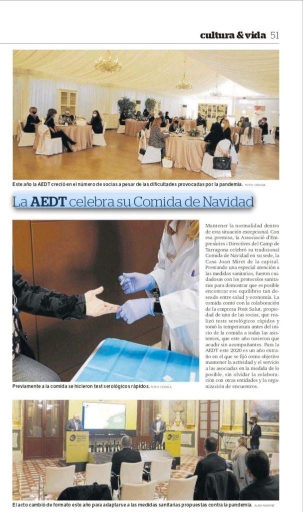 Articlea Diari de Tarragona